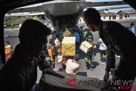 BNPB klarifikasi penyaluran bantuan warga ke Lombok