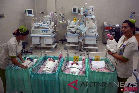 Bayi Kembar Empat