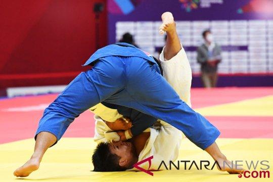 Judo - Indonesia vs Korea