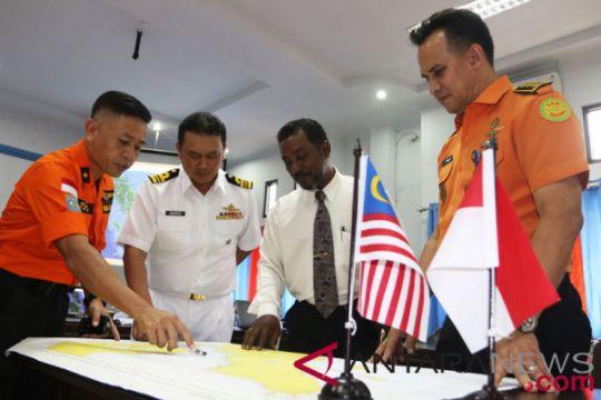 Latihan gabungan SAR Indonesia-Malaysia