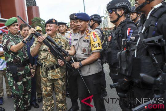 Apel Siaga Pengamanan Asian Games