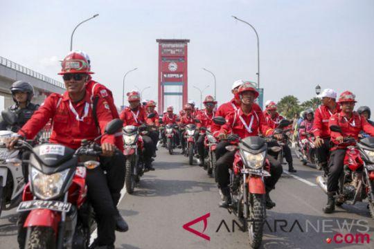 Dukung Pawai Obor Asian Games