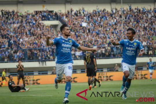Persib kalahkan Sriwijaya FC 2-0