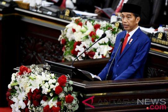 Presiden: Pemerintah terus dukung KPK berantas korupsi