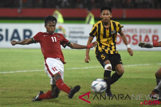 Indonesia U-16 Kalahkan Malaysia U-16