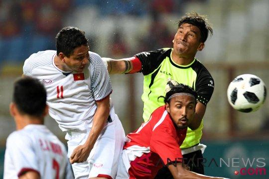 Vietnam kalahkan Nepal 2-0