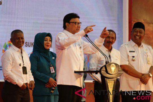Kunker Mendagri di Malang