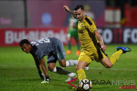 Bhayangkara FC Kalahkan PSMS Medan