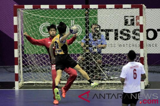 Bola Tangan Putra - Indonesia  vs Hong Kong