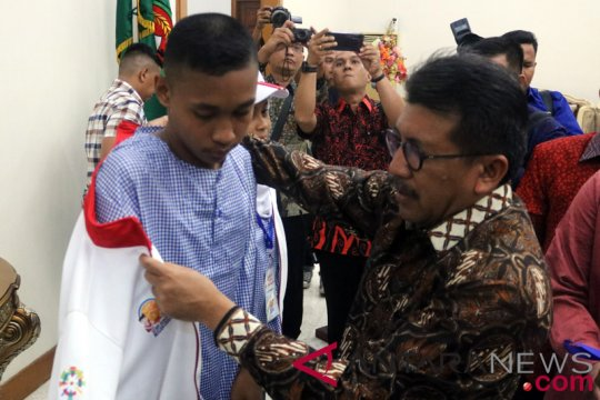 BUMN Hadir - Pelepasan SMN Maluku,
