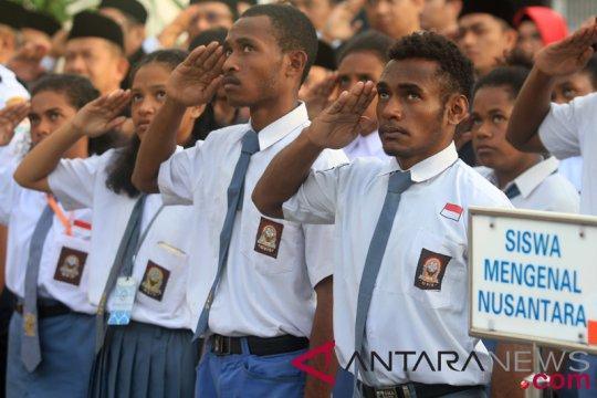 Pelajar Papua Barat bersyukur bisa mengenal Sumut