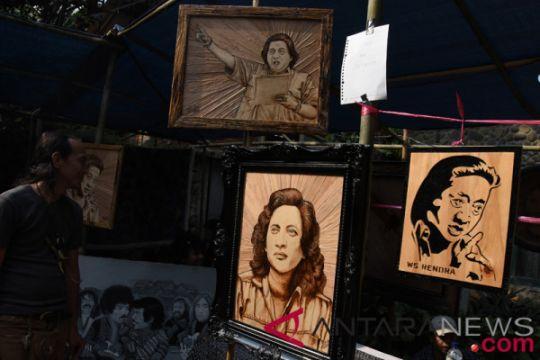 Rizal Ramli ingin karya WS Rendra diabadikan dalam museum