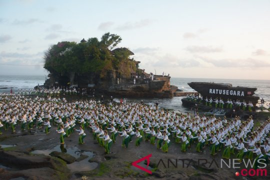 Festival Tanah Lot 2018