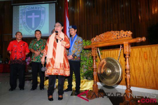 Menteri PPPA Kunjungi Salatiga