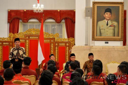 Presiden Menututup Muktamar IMM