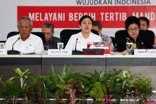 Rapat Koordinasi Tingkat Menteri