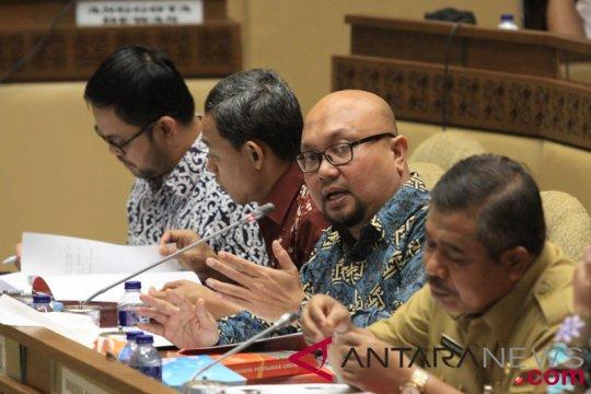 Rapat Dengar Pendapat KPU Dan Komisi II DPR