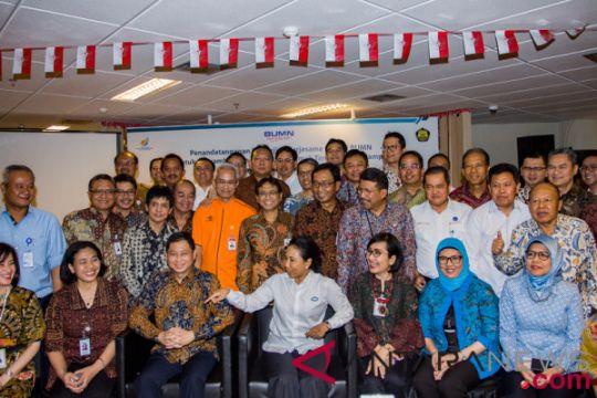 Pertamina bantu sambung listrik 13.470 rumah Jabar-Banten