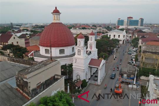 Target Kota Lama Semarang Jadi Warisan Dunia
