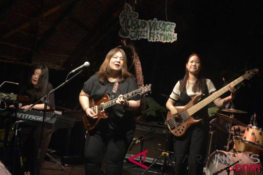 Ubud Village Jazz Festival