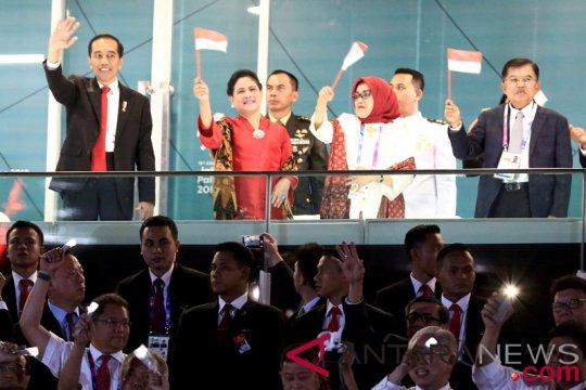 Presiden buka Asian Games 2018