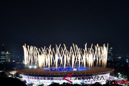 9.422 personel amankan penutupan Asian Games Jakarta
