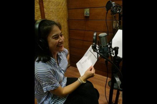 Suara Dian Sastro ada di Waze selama Asian Games