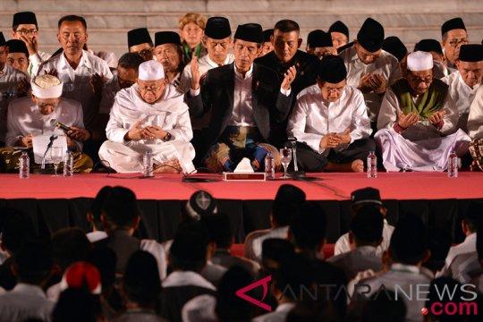 Mbah Mun isyaratkan dukung Jokowi