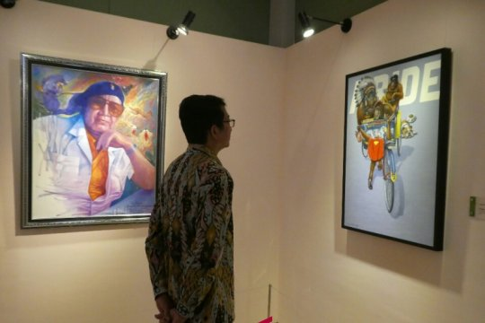 Museum Basoeki Abdullah akan pamerkan 40 karya perupa muda terpilih