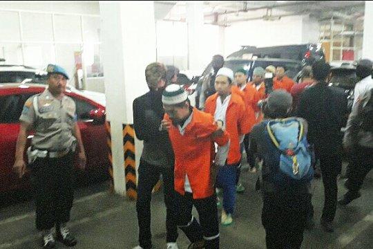 Ketua JAD Riau tunggu vonis di PN Jakbar