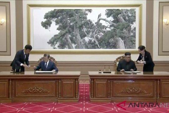 Kerja Sama Korea Selatan dan Korea Utara