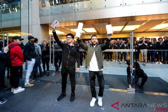 Penjualan Perdana Iphone XS dan XS Max