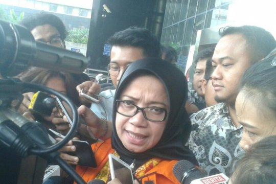 Eni Saragih kembalikan Rp1,25 miliar ke KPK