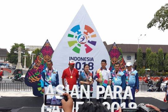 Tiga cabang unggulan Indonesia di Asian Para Games