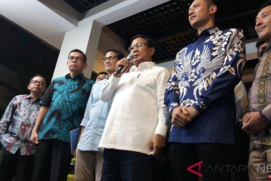 Prabowo-SBY sepakat atasi masalah ekonomi