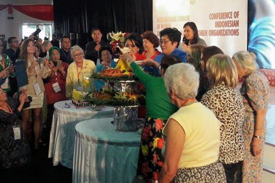 Presiden ICW harap sidang umum perkuat solidaritas perempuan dunia