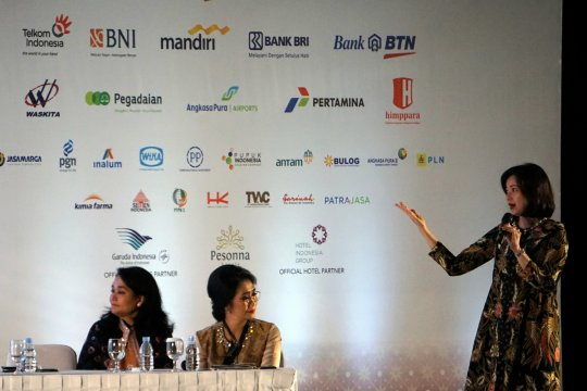 Kemendag dan Perbankan bagi info Kembangkan UMKM Perempuan