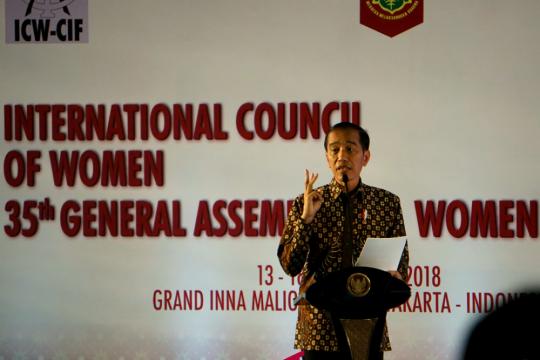 Presiden ingatkan persatuan Indonesia harus terus dijaga