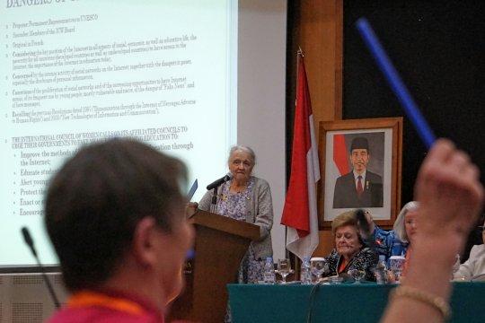 ICW adopsi tujuh resolusi pemberdayaan perempuan