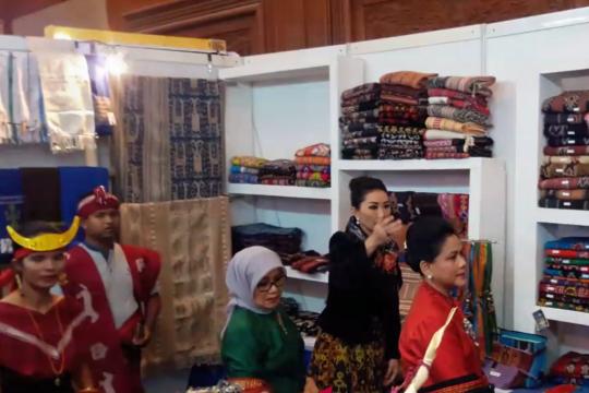 Ribuan produk kerajinan Nusantara dipamerkan dalam Kriyanusa 2018