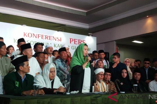 Dukungan Yenny Wahid kekuatan baru Jokowi-Ma
