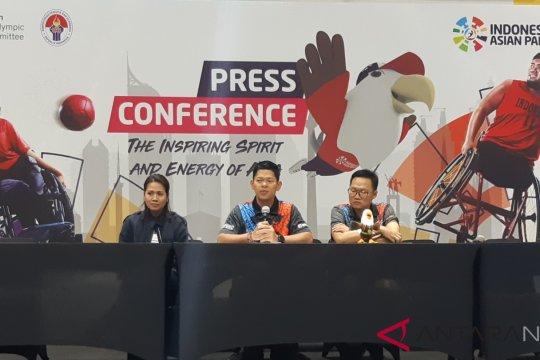 Obor Asian Para Games tidak singgah di Istana