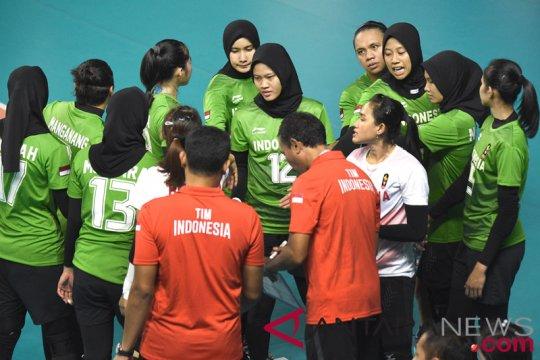 Tim bola voli putri Korea Selatan raih medali perunggu