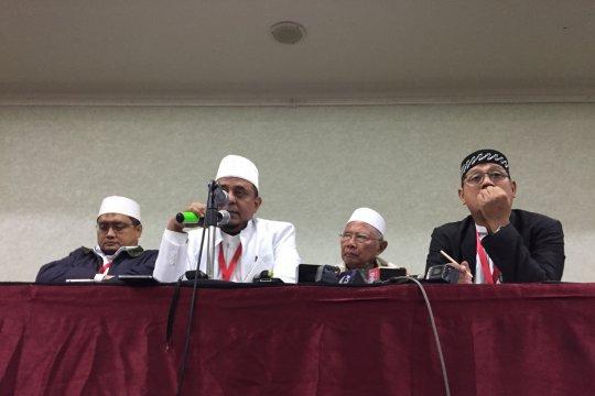 Prabowo hadiri Ijtima Ulama II