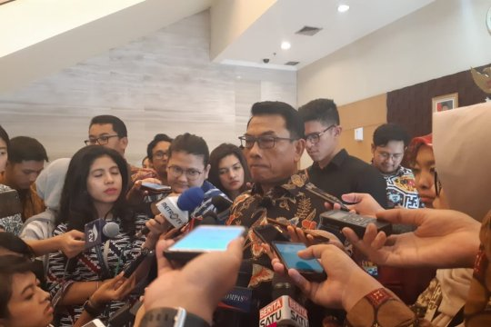 Moeldoko jelaskan soal fotonya dengan pendiri Asia Sentinel