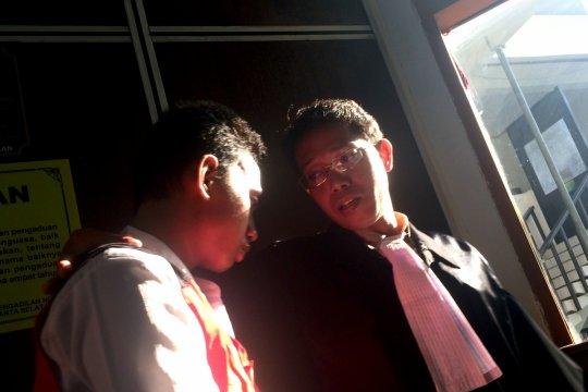Pembunuh pensiunan TNI AL dihukum 12 tahun penjara