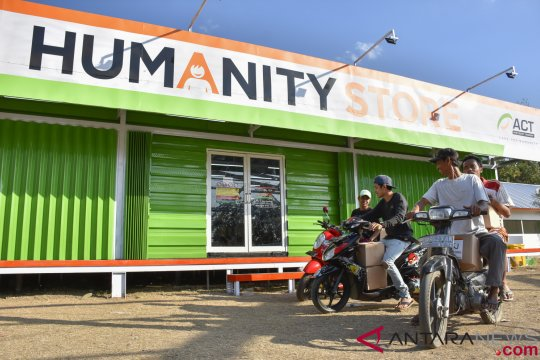 ACT bangun sumur wakaf untuk korban gempa Lombok