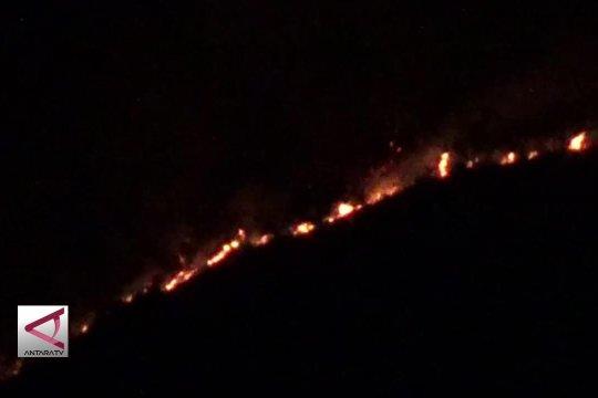Kebakaran Lereng Gunung Lawu