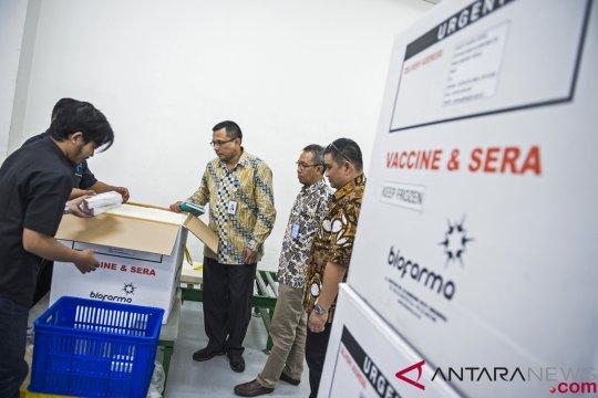 Capaian Ekspor Vaksin Bio Farma