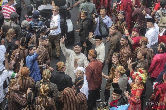"""Prabowo-Sandiaga bentuk tim pengawas kampanye anti """"hoax"""""""